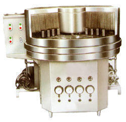 Rotary Bottle Washing Machine