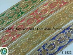 Exclusive Embroidery Designer Lace E1623