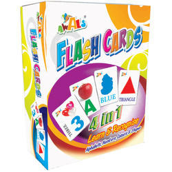 Flash Cards Board Games
