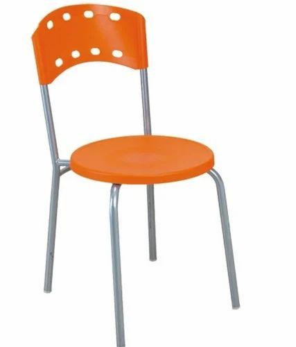 orange plastic chair. cafeteria furniture chairs - aluminium manufacturer from mumbai orange plastic chair e