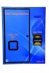 Note To Coin Change Dispenser Machine
