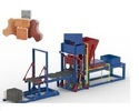 Fly Ash Brick Making Machine with Auto Stacker