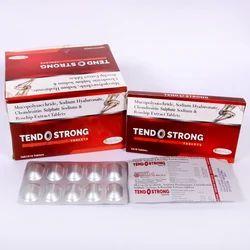 Mucopolysaccharides Collagen Peptide Vitamins Tablet