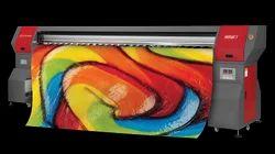 Large Format Digital Solvent Printer
