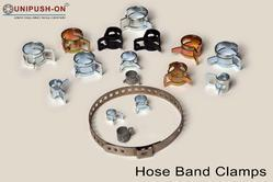 Steel Hose Band Clip