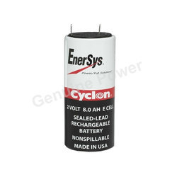 Enersys Cyclon 2v 8Ah Lead Acid Batteries