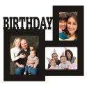 MDF Photo Frame Birthday
