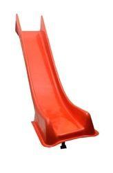 FRP Playground Slide- Red Slide