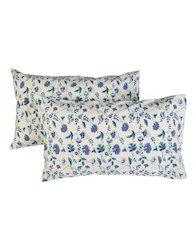 Lumbar Cotton Pillow Cover