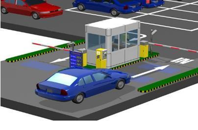 Automatic Car Parking Management System