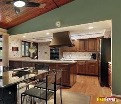 Kitchen Designing Works