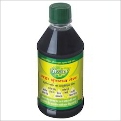 Mahabhringraj Hair Oil