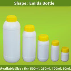 HDPE Emida Bottle