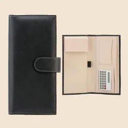 Executive Style Cheque Book Folder