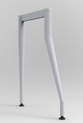Double Bent Tapered Leg Unit 600-Wide