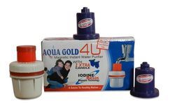 Water Filter ( Aqua Gold 4U)