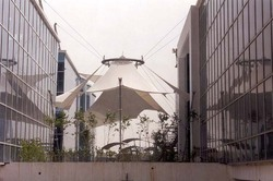 Cable Suspended Tensile Structure