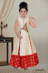 Anarkali With Skirt