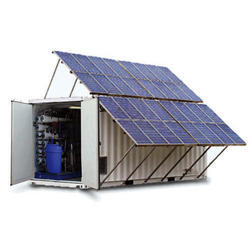 Solar Water Treatment System