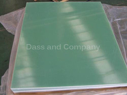 Green Epoxy Sheets