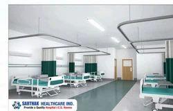 Patient ICU Bed