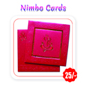 Multi Colors - Wedding Cards(Nimbo - A5 Size/ 300 gsm)