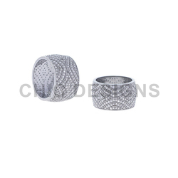 Diamond Designer Band Ring