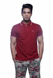 Trendy Men Polo T Shirt