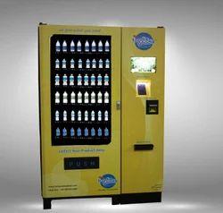 Smart Water Bottle Vending Machine
