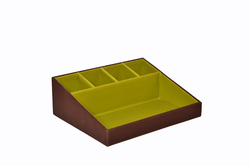 Leatherette Tea Tray