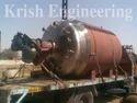 Heavy Liquid Mixing Tank