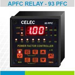 APFC Automatic Power Factor Control Relay