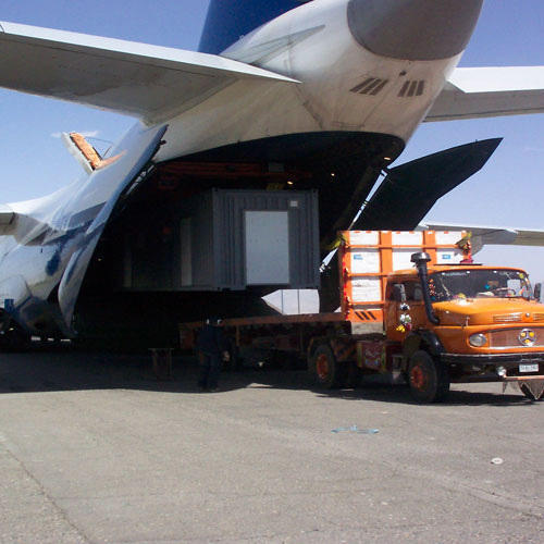 Air Freight Forwarding Service