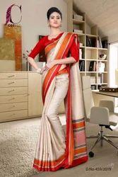 Institution Uniform Saree