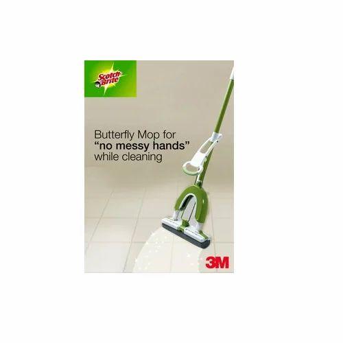 Scotch Brite Bathroom Floor Cleaner Wet Cloth Refill