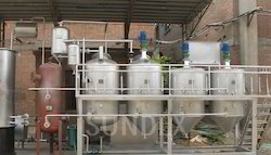 Continuous Refining Line