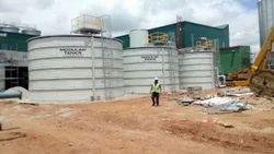 Fire Sprinkler Water Storage Tanks