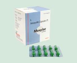 Moxylac-500 Capsule