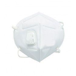 Filter Mask Active carbon and valved dust Mask FFP2