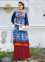Exclusive Embroidery Kurti