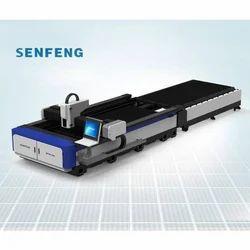Shuttle Table Fiber Laser Cutting Machine