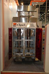 Paste Pouch Packing Machine