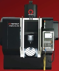 Used Second Hand 5 Axis CNC Machining Center