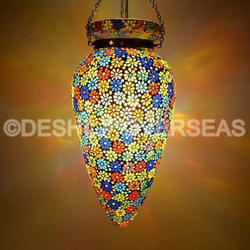 Colourful Hanging Lamp