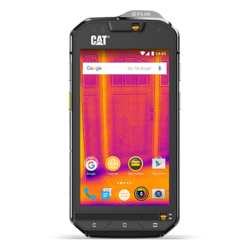 Thermal Imaging Phone