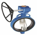 Butterfly Valve - CI - Gear Operated