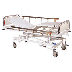 ICU Bed Hi-Lo Mechanical sunmica Panles and side Railings