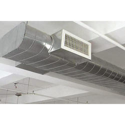 Air Washer Ducts