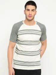 Casual Stripes T Shirt