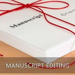 Manuscript Editing